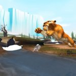 Скриншот Ice Age: Dawn of the Dinosaurs – Изображение 2