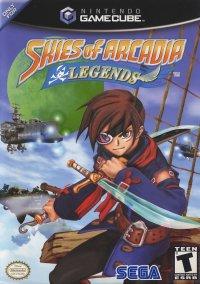 Обложка Skies of Arcadia: Legends