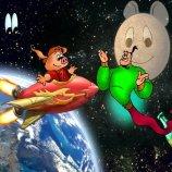 Скриншот Пятачок: Большое космическое путешествие