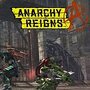 Обложка Anarchy Reigns