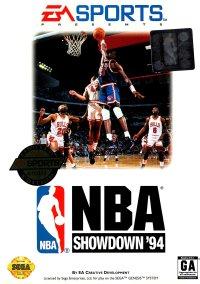 Обложка NBA Showdown '94