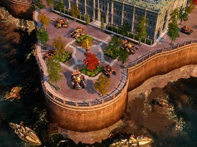 Command & Conquer: Red Alert 3 - геймплейное видео