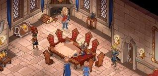Regalia: Of Men and Monarchs. Геймплейный тизер