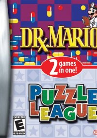 Обложка Dr. Mario & Puzzle League