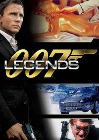 Обложка 007 Legends
