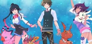 Digimon World -next 0rder-. Трейлер к выходу игры