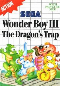 Обложка Wonder Boy III - The Dragon's Trap