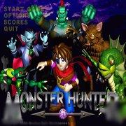 Обложка Monster Hunter