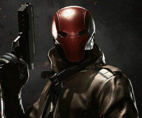 Очень крутой трейлер Красного колпака, нового персонажа Injustice2