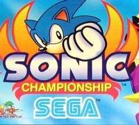 Обложка Sonic Championship
