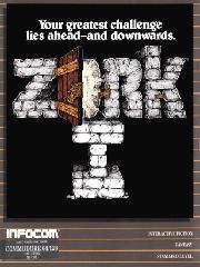 Обложка Zork: The Great Underground Empire