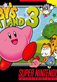 Обложка Kirby's Dream Land 3