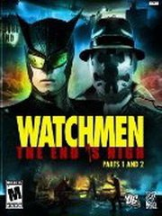 Обложка Watchmen: The End is Nigh Part 2