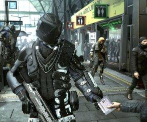 Первый геймплей Deus Ex: Mankind Divided
