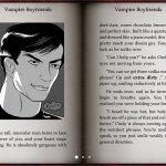Скриншот Strange Loves: Vampire Boyfriends – Изображение 2