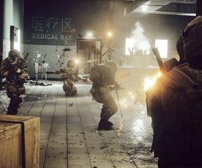Оружие из летнего дополнения Battlefield 4 показали в действии