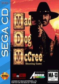 Обложка Mad Dog McCree