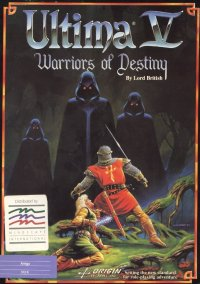 Обложка Ultima 5: Warriors of Destiny