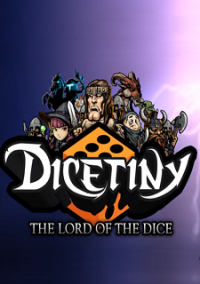 Обложка DICETINY: The Lord of the Dice