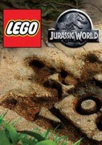 Обложка LEGO Jurassic World