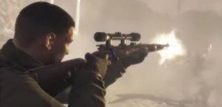 Sniper Elite 4. Премьерный трейлер