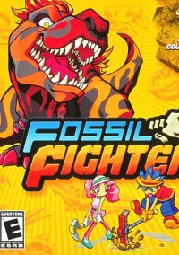 Обложка Fossil Fighters
