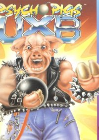 Обложка Psycho Pigs UXB