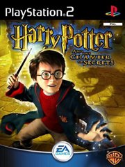 Обложка Harry Potter and the Chamber of Secrets