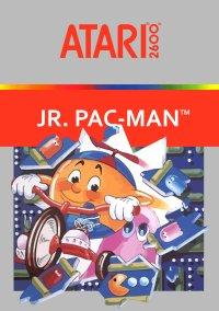 Обложка Jr. Pac-Man