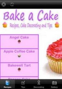 Обложка Cake Bake