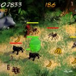 Скриншот KungFu Monkey – Изображение 2