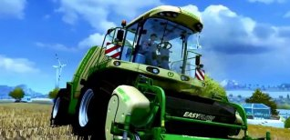Farming Simulator 2013. Видео #2