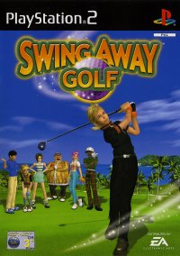 Обложка Swing Away Golf