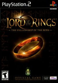Обложка The Lord of the Rings: The Fellowship of the Ring