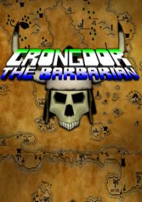 Обложка Crongdor the Barbarian