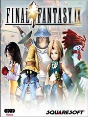 Обложка Final Fantasy IX
