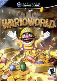 Обложка Wario World