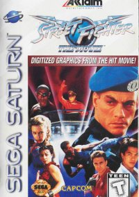 Street Fighter: The Movie – фото обложки игры