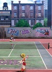 Обложка Hot Shots Tennis