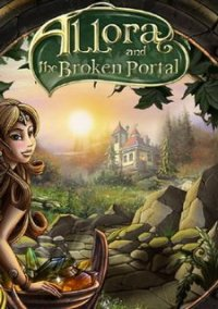 Обложка Allora and The Broken Portal