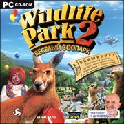 Обложка Wildlife Park 2: Crazy Zoo