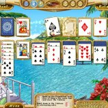 Скриншот Dream Vacation Solitaire