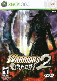 Обложка Warriors Orochi 2