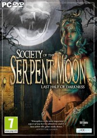 Обложка Last Half of Darkness: Society of the Serpent Moon