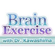 Обложка Brain Exercise with Dr. Kawashima