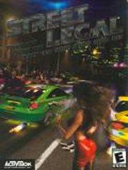 Обложка Street Legal Racing