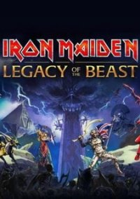 Обложка Iron Maiden: Legacy of the Beast