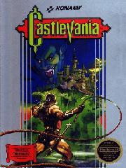 Обложка Castlevania