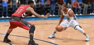 NBA Live 15. Видео #3