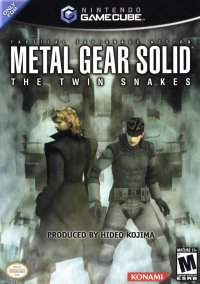 Metal Gear Solid: The Twin Snakes – фото обложки игры